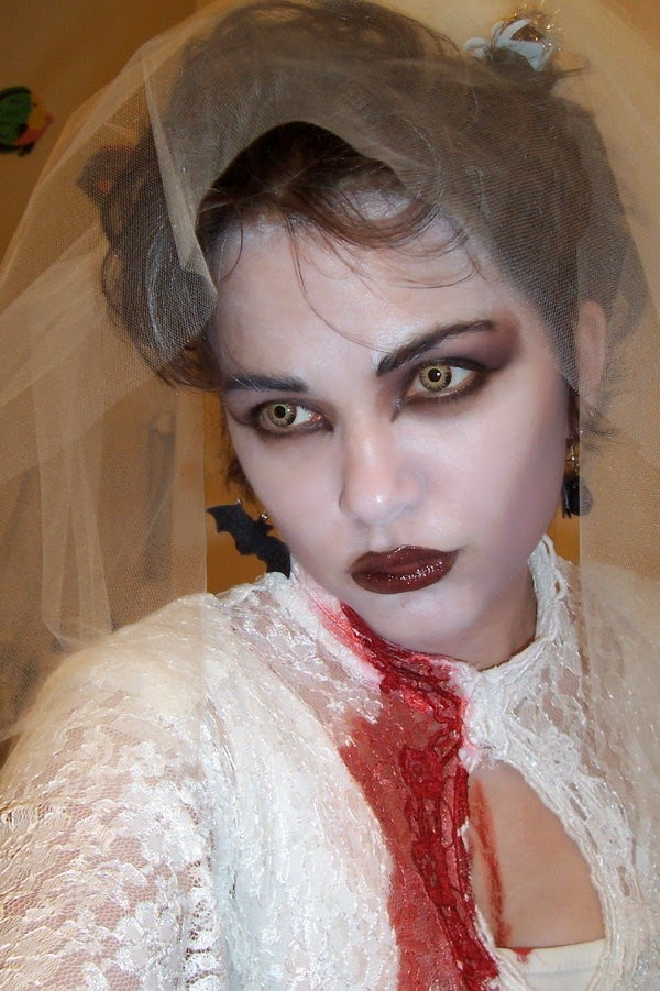 cool halloween face makeup ideas
