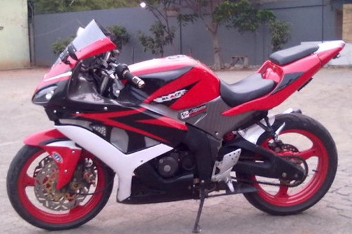 Cbr 150 Modified to Modify Honda Cbr 150r