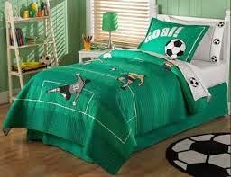 Nội thất với phong cách thể thao cho phòng ngủ của bé 1