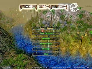 Download Air Shark 2.1 ,Free Games PC Full Version
