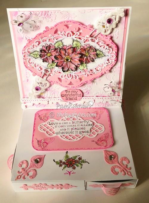 attraktive Folienoberfl/äche A5 illustriertes Schmetterlings-Design Papillon GBCC-BFYADDBK Geburtstags- und Adressbuch