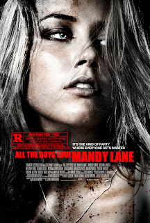Amber Heard All the Boys Love Mandy lane PosteR