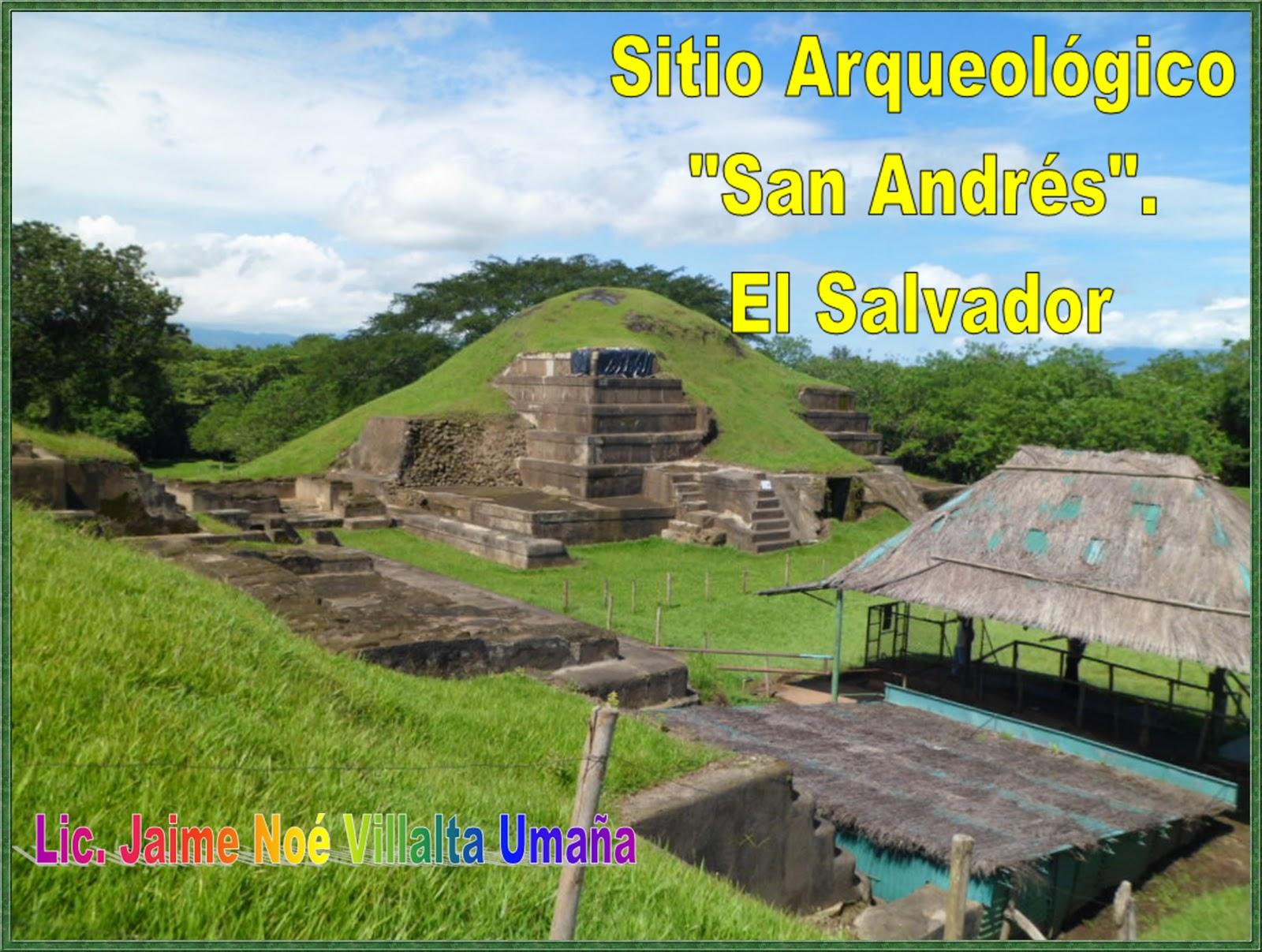 Ciencias sociales ruinas de san andr s el salvador - El colmao de san andres ...