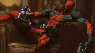 Play Deadpool game online download free