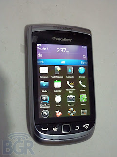 Spesifikasi BlackBerry Torch 2 Terbaru