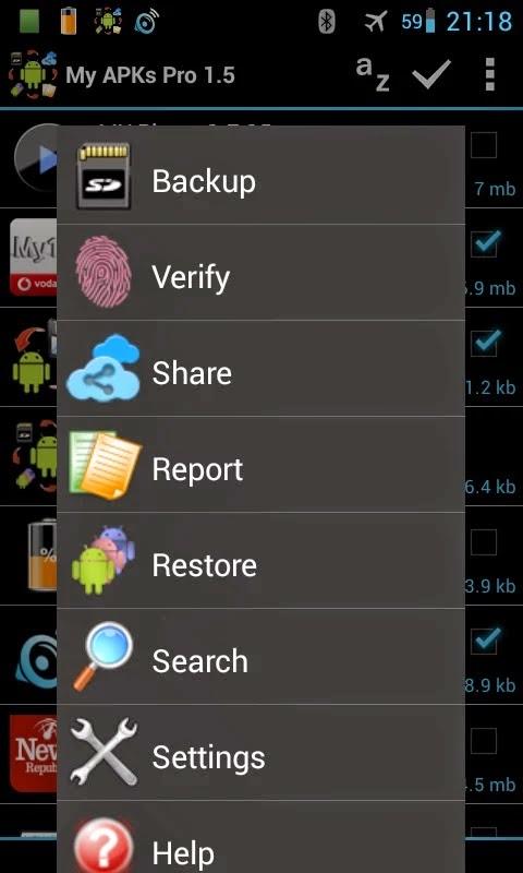 My APKs Pro v1.8