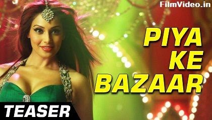 Piya Ke Bazaar (Teaser) - Humshakals (2014) HD Music Video Watch Online