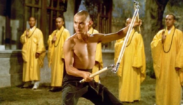 San Tien Kuan em Câmara 36 de Shaolin