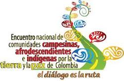 Declaración política encuentro nacional de paz en Barrancabermeja