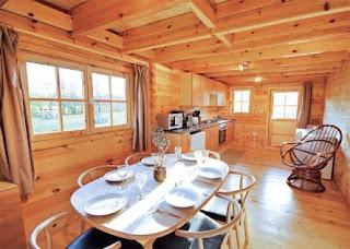 cambridge log house