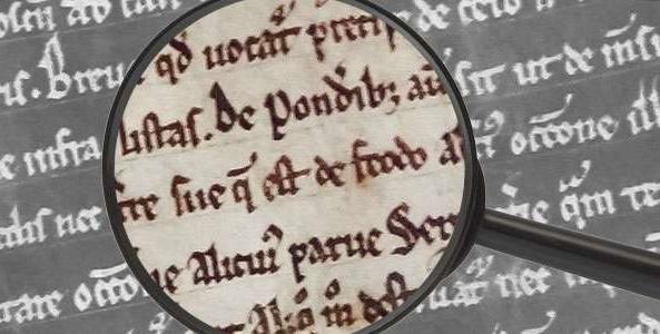 UK: Handwriting analysis reveals unknown Magna Carta scribe