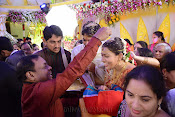 Nandu Geetha Madhuri Marriage Photos Wedding stills-thumbnail-17