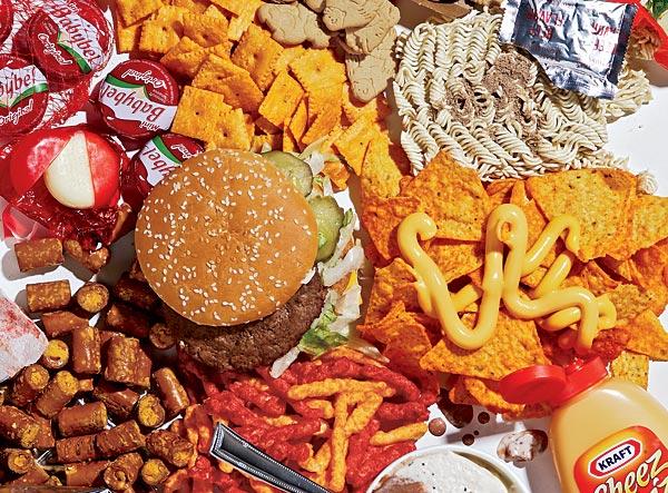 Kesan Buruk Jika Selalu Makan Makanan Segera