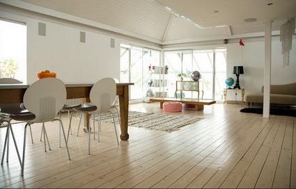 Decoraci n de interiores decoraci n de un loft - Loft decoracion interiores ...