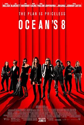 Ocean's Eight 2018 Eng 720p WEB-DL 850Mb ESub x264