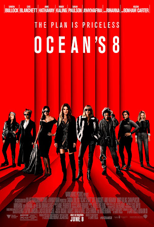 Poster Of Hollywood Film Watch Online Ocean's 8 2018 Full Movie Download Free Watch Online 300MB