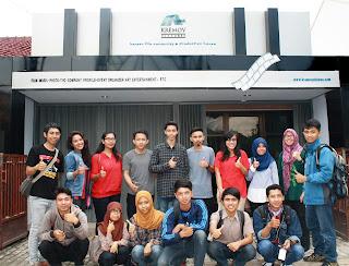 Kunjungan Sahabat Xpresi Radar Banten