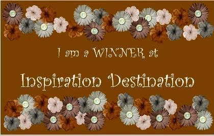 2 x Inspiration Destination Winner
