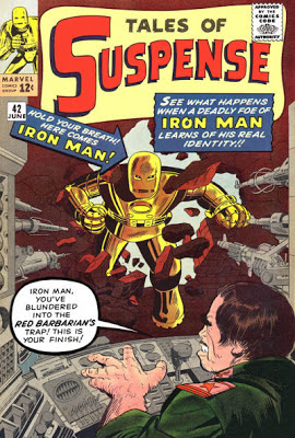 Tales of Suspense #42, Iron Man and the Red Barbarian