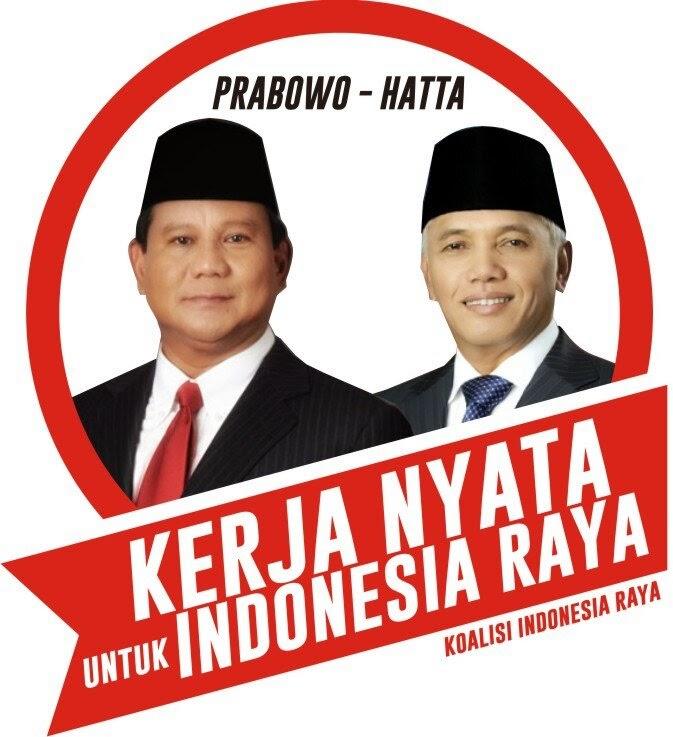 Prabowo-Hatta 2014