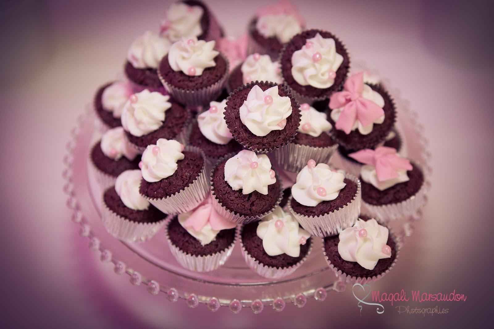 dessert reception