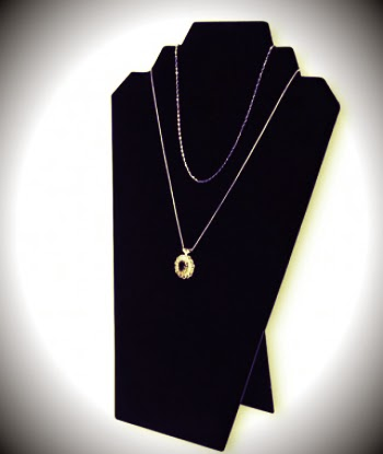 Necklace Jewelry Display