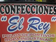 """Confecciones """" EL REY"""""""
