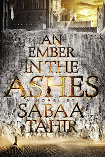 An Amber in the Ashes by Sabaa Tahir