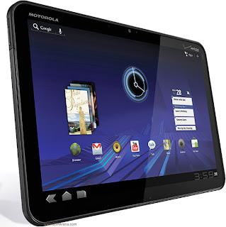 harga Motorola Xoom MZ600-9