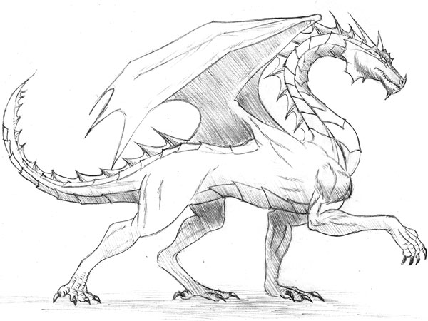 Idhún más allá del tiempo: Cómo dibujar un Dragón