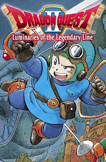 Screenshots of the Dragon quest 2: Luminaries of the legendary line for Android tablet, phone.