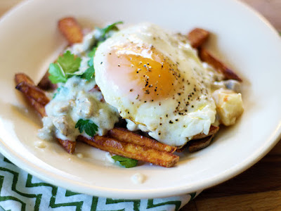 Copycat Breakfast Poutine: inspired by Goodkind restaurant in Milwaukee
