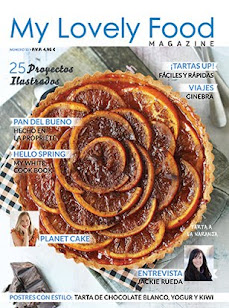 My Lovely Food Magazine