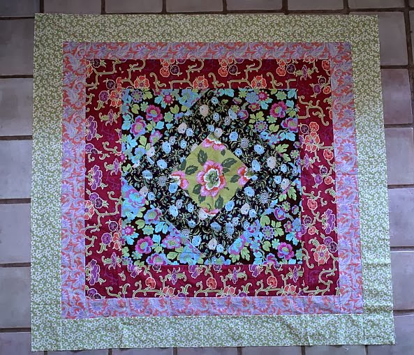 Gypsy Caravan Window to the Soul Quilt