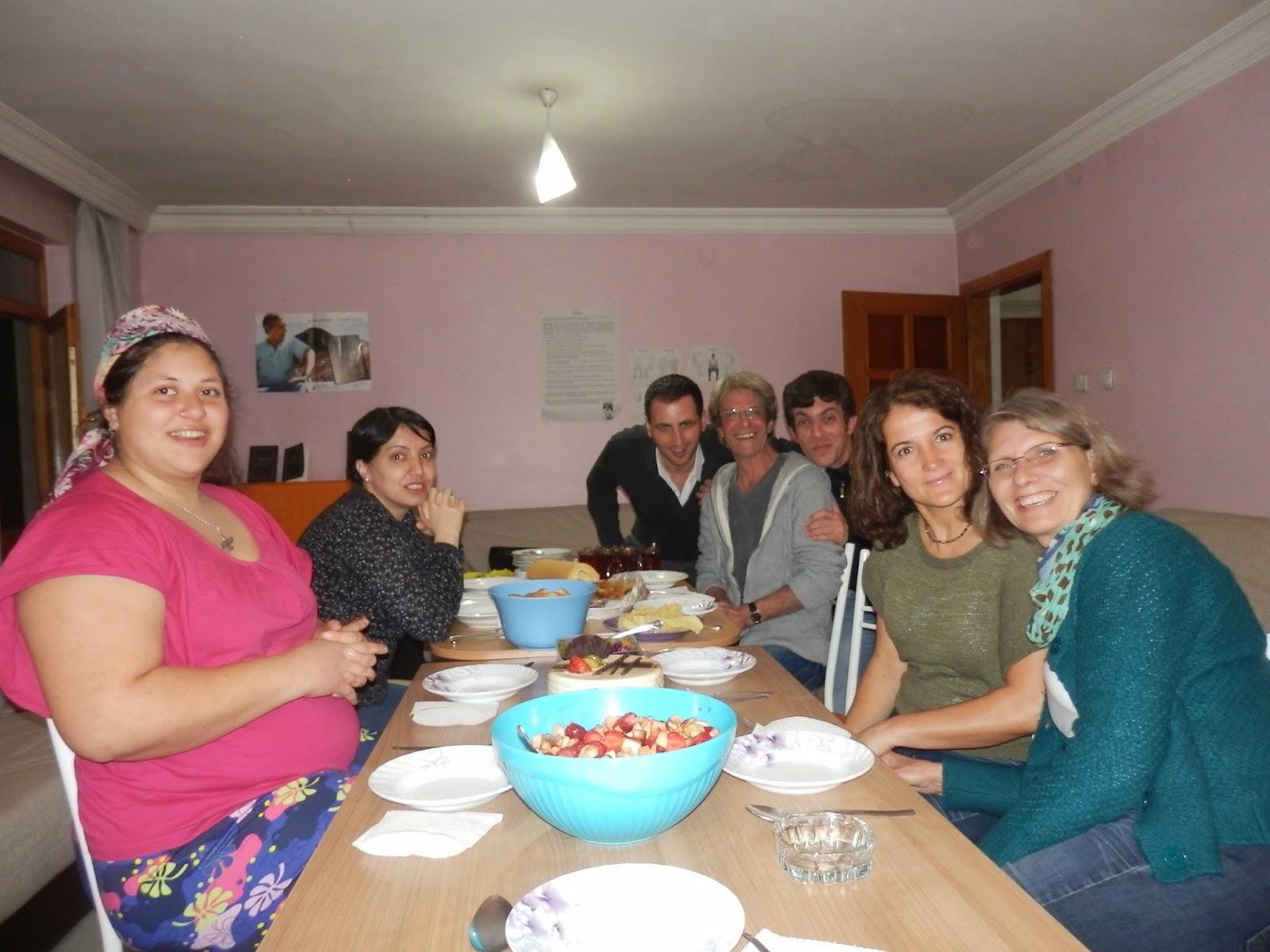 Foto album reunion semanal 26032014 Ankara