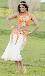 Hari Priya Hot Navel show in an item Song
