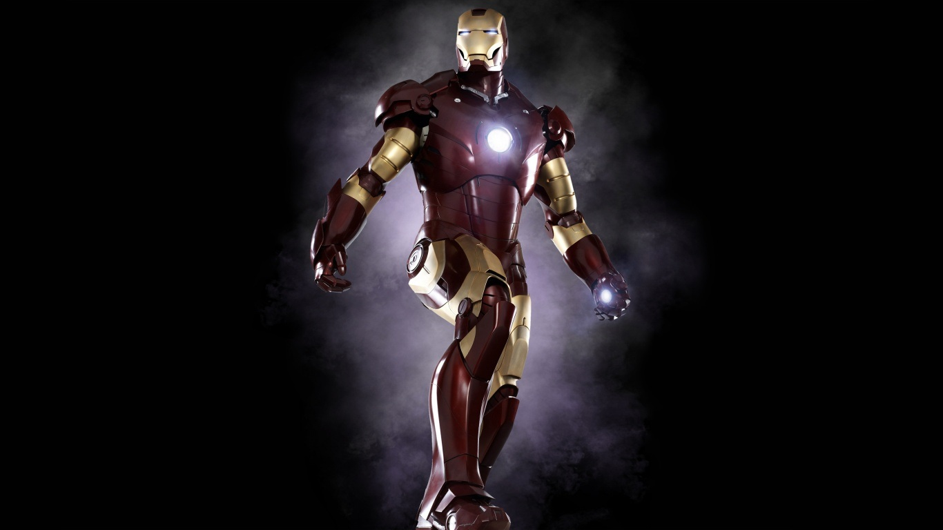 New Iron Man Pictures HD Look