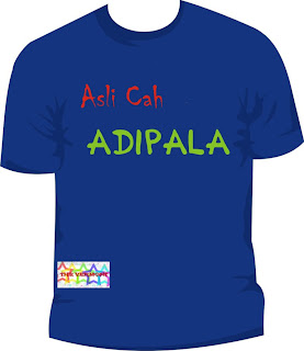 DESIGN KAOS COUPLE ALA ADIPALA