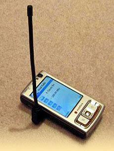 celular com sinal fraco
