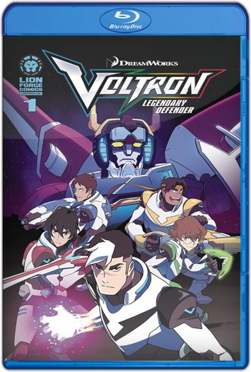 Voltron El Defensor Legendario Temporada 1 Completa [HD 720p] [Latino][MG+]