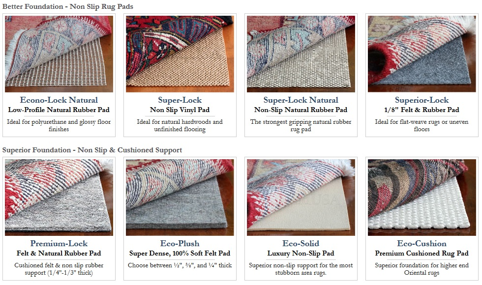 Snmaster carpet padding types carpet vidalondon for Best types of carpet