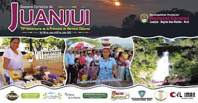 semana turistica en juanjui