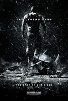 The dark knight rises , batman