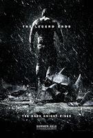 The dark knight rises , batman