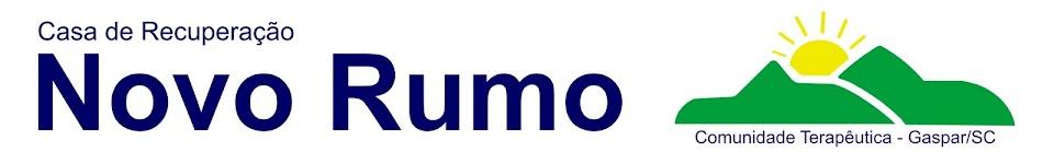 NOVO RUMO - Comunidade Terapêutica