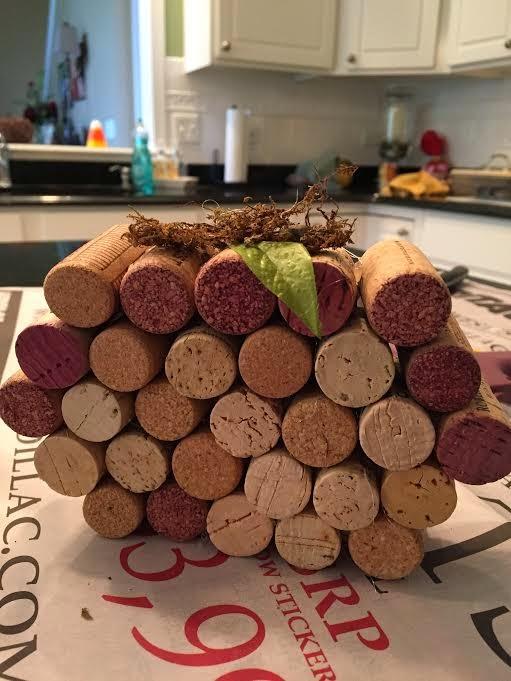 wine cork DIY