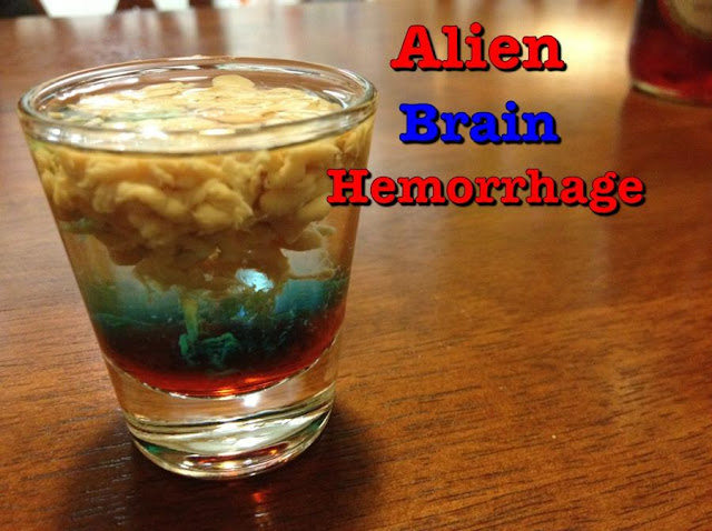 Brain Hemorrhage Drink4