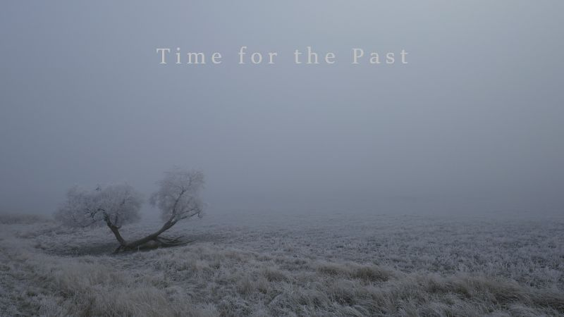 Time for the Past