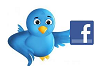 Link Twitter and Facebook accounts
