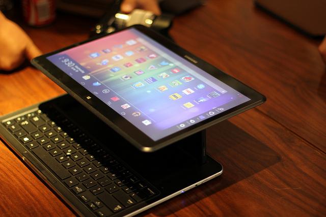 Harga Tablet Samsung Ativ Q Terbaru 2013 :